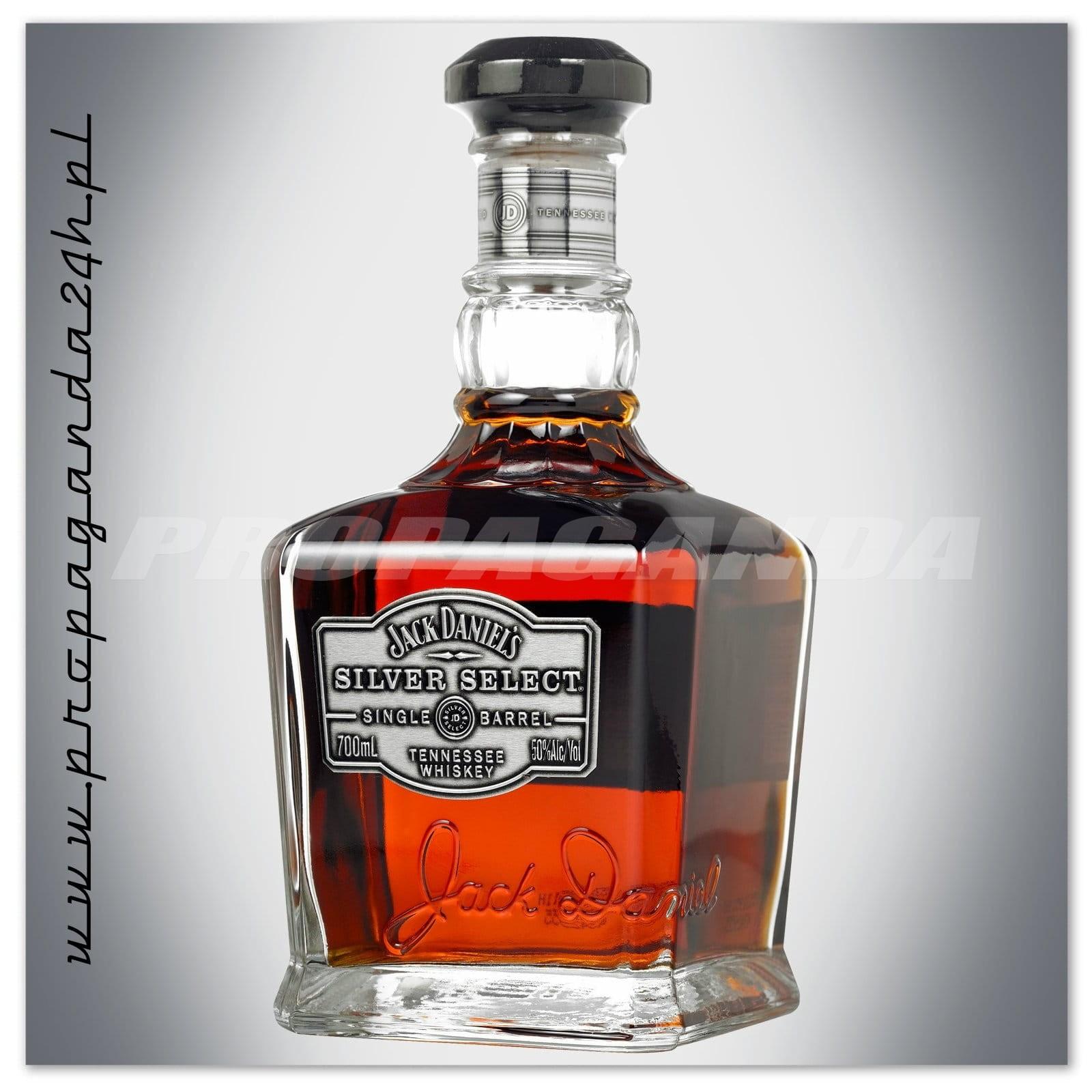 jack daniel s silver select 0 7l whiskey jack daniel 39 s. Black Bedroom Furniture Sets. Home Design Ideas
