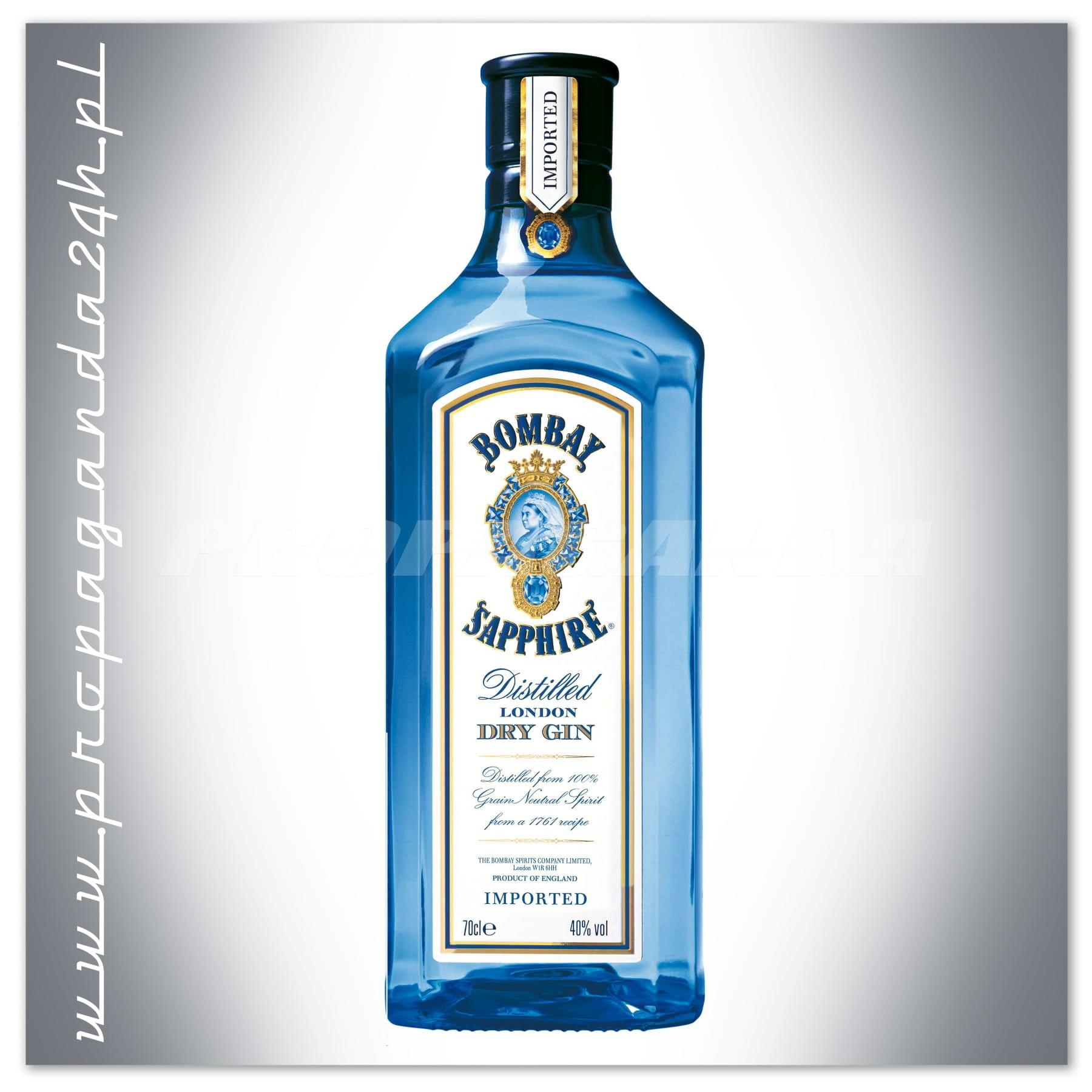 Bombay Sapphire London Dry Gin 0 7l Gin Sklep Online