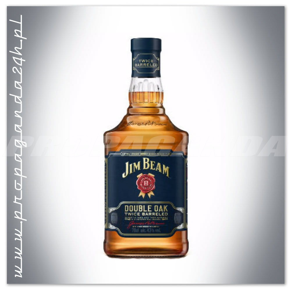 Jim Beam Double Oak Twice Barreled Bourbon 0 7l Bourbon