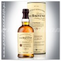 THE BALVENIE 21YO PORT WOOD WHISKY SINGLE MALT 0,7L + tuba