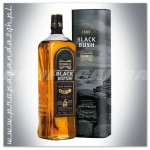 BUSHMILLS BLACK BUSH WHISKY 0,7L + TUBA