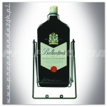 BALLANTINES FINEST BLENDED WHISKY 4,5L + KOŁYSKA