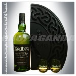 ARDBEG 10YO WHISKY SINGLE MALT 0,7L ZESTAW QUADRANT