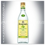 SEAGRAMS GIN LIME TWISTED 0,7L