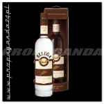 BELUGA ALLURE RUSSIAN VODKA 0,7L W SKÓRZE