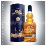OLD PULTENEY 17YO WHISKY SINGLE MALT 0,7L + TUBA