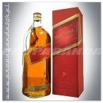 JOHNNIE WALKER RED LABEL WHISKY 1,75L + KARTON