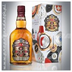 "CHIVAS REGAL 12YO WHISKY ""MADE FOR GENTLEMAN"" 0,7L"