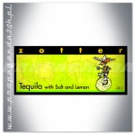CZEKOLADA Zotter HAND SCOOPED TEQUILA WITH SALT AND LEMON 70G