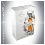 JOHNNIE WALKER PLATINUM LABEL WHISKY 0,7L + 2 SZKLANKI