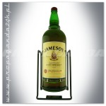JAMESON IRISH WHISKEY 4,5L HUŚTAWKA + KARTON