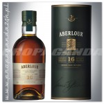 ABERLOUR 16YO WHISKY SINGLE MALT 0,7L + TUBA
