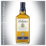 BALLANTINES 12YO BLENDED WHISKY 0,7L