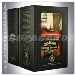 JACK DANIEL'S SINGLE BARREL 0,7L + 2 SZKLANKI