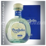 DON JULIO BLANCO TEQUILA 0,7L + KARTONIK