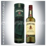 JAMESON IRISH WHISKEY 0,7L + PUSZKA