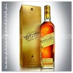 JOHNNIE WALKER GOLD LABEL RESERVE WHISKY 0,7L + KARTON