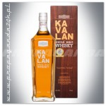 KAVALAN WHISKY SINGLE MALT 0,7L + KARTONIK