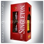 THE SINGLETON 12YO WHISKY SINGLE MALT 0,7L + 2 SZKLANKI