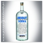 ABSOLUT IMPORTED VODKA 4,5L