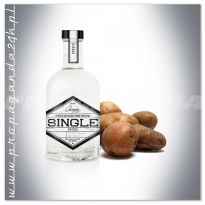 SINGLE POTATO 2015 - CHOPIN VODKA 350ML /ZIEMNIAK