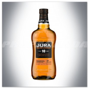JURA ORIGIN 10YO WHISKY SINGLE MALT 0,7L + KARTONIK