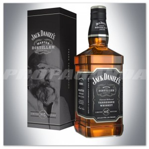 JACK DANIEL'S MASTER DISTILLER NO.5 LIMITED EDITION 0,7L
