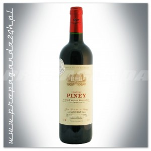 CHATEAU PINEY SAINT-EMILION GRAND CRU 2012 0,75L