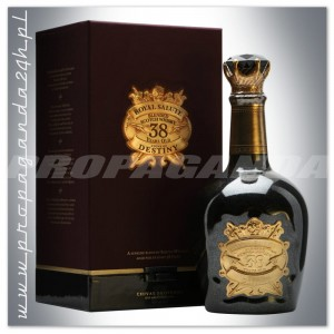 ROYAL SALUTE 38YO STONE OF DESTINY BLENDED WHISKY 0,7L