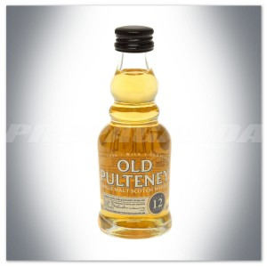 OLD PULTENEY 12YO WHISKY SINGLE MALT 0,05L (MINI)