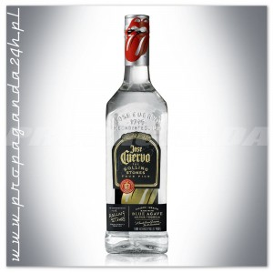 TEQUILA JOSE CUERVO THE ROLLING STONES TOUR PICK SILVER 0,7L