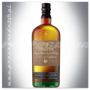 THE SINGLETON OF DUFFTOWN 15YO WHISKY SINGLE MALT 0,7L