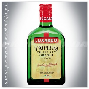 LUXARDO TRIPLUM TRIPLE SEC ORANGE DRY LIKIER 0,7L