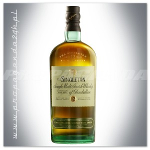 THE SINGLETON OF DUFFTOWN 12YO WHISKY SINGLE MALT 0,7L
