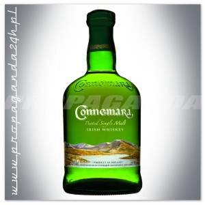 CONNEMARA PEATED WHISKY SINGLE MALT 0,7L