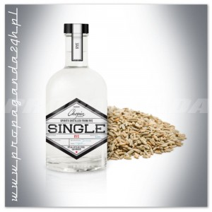 SINGLE RYE 2015 - CHOPIN VODKA 350ML /ŻYTO