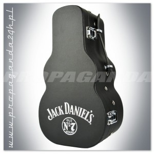 "JACK DANIEL'S OLD NO.7 WHISKEY 0,7L ""GITARA"""