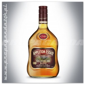 APPLETON ESTATE JAMAICA RUM SIGNATURE BLEND 0,7L