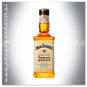 JACK DANIEL'S TENNESSEE HONEY  0,35L