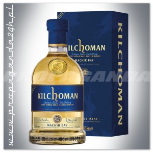 KILCHOMAN MACHIR BAY WHISKY SINGLE MALT 0,7L + KARTONIK