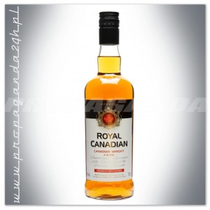 ROYAL CANADIAN A BLEND WHISKY 0,7L KANADA
