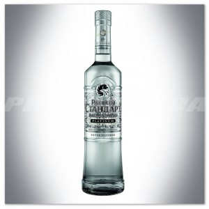 RUSSIAN STANDARD PLATINUM VODKA 1,0L