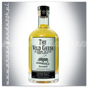 THE WILD GEESE CLASSIC BLEND IRISH WHISKEY 0,7L