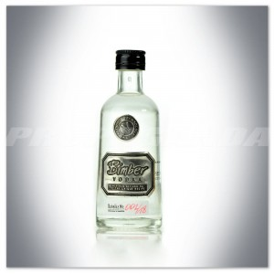 BIMBER VODKA BLACK 50% 0,05L (MINI)