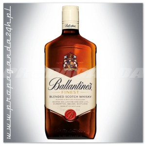 BALLANTINES FINEST BLENDED WHISKY 1,5L
