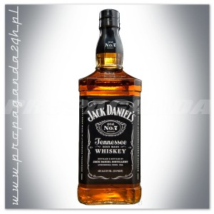 JACK DANIEL'S OLD NO.7 WHISKEY 0,5L