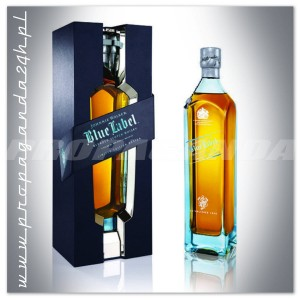 JOHNNIE WALKER BLUE LABEL WHISKY DESIGN 2015 0,7L