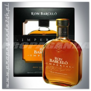RON BARCELO IMPERIAL RUM 0,7L W PUDEŁKU