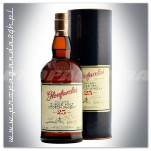GLENFARCLAS 25YO WHISKY SINGLE MALT 0,7L