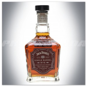 JACK DANIEL'S SINGLE BARREL RYE 0,7L